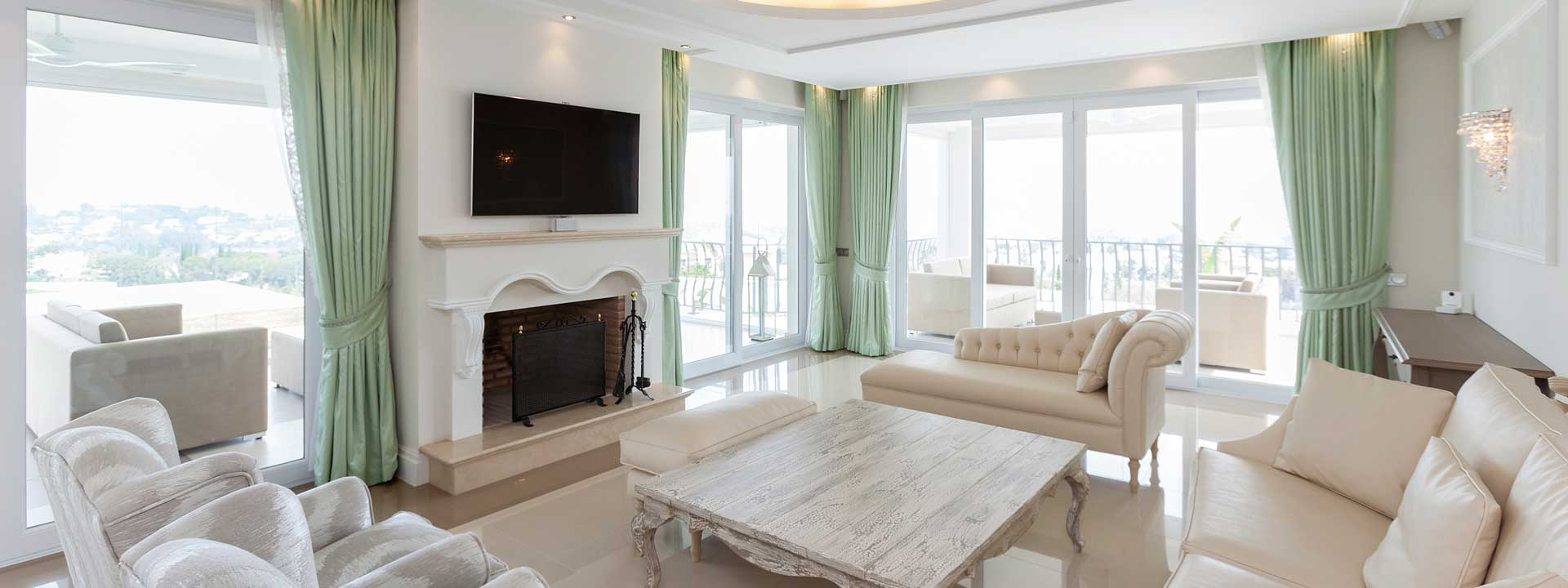 Interior design furniture marbella continental design - Interior design marbella ...